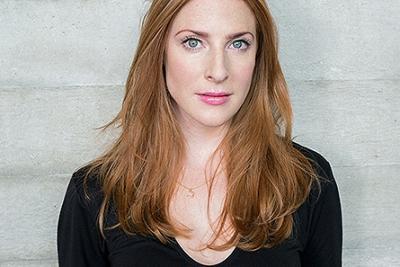 Actor Rosalie Craig