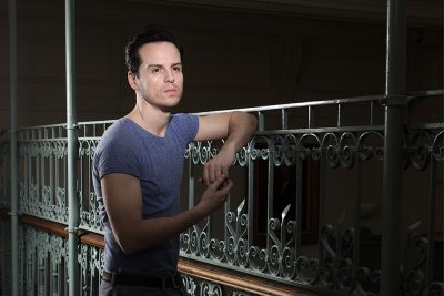 Actor Andrew Scott