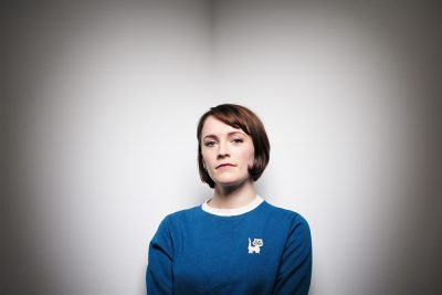 Actor Charlotte Ritchie
