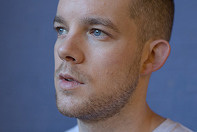 Actor Russell Tovey
