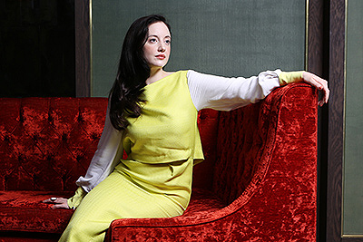 Actor Andrea Riseborough