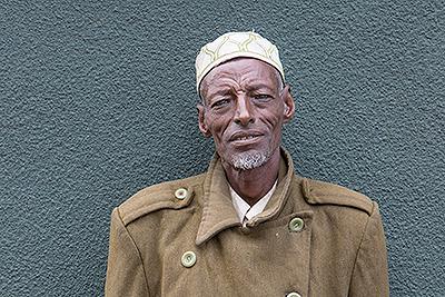 Security guard in Adama Ethiopia