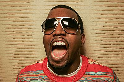 Singer songwriter Kanye West