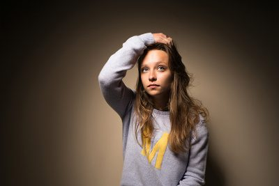 Actor Molly Windsor