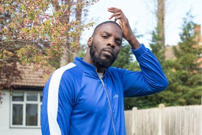 WBO World Cruiserweight Boxing Champion Lawrence Okolie